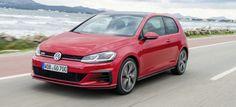 Frischzellenkur für Volkswagens Dauerbrenner: Fahrbericht: 2017er VW Golf 7 GTI und GTD Facelift