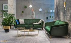 #kler #meblekler #klermeble #klerdesign #designkler #excellence #klerexcellence #wnętrza #Gondoliere #green #zieleń #zielonyakcent #złoto #gold #new  #sofa #salon #projektowanie #design #meble #dom #komfort #jakość #quality #wypoczynek #styl  #style #modern #relaks #relax #furniture #furnituredesign #interior #interiordesign #home  #dom #dodatki #dekoracje #homedecor #stolik #stolikkawowy #coffeetable Teak, Couch, Green, Furniture, Home Decor, Design, Living Room, Modern Sofa, House