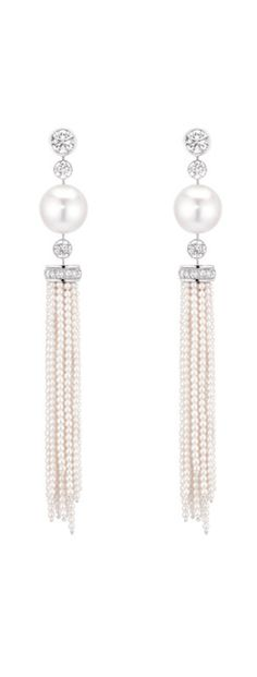 Cascade de Perles with Diamonds