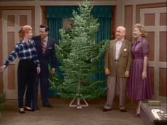 the I Love Lucy long lost Christmas episode (part 1 of 2)