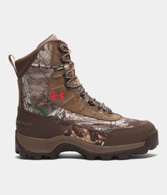 Women's UA Brow Tine 800 Hunting Boot | Under Armour US
