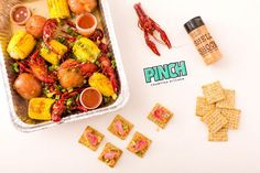 Check out this easy step-by-step recipe for making your own crawfish appetizers. #partner