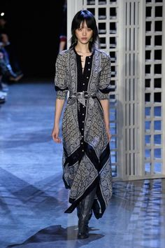 As principais tendências da New York Fashion Week 2016 - NYFW - Semana de Moda de Nova Iorque - 70's - Altuzarra - high boots