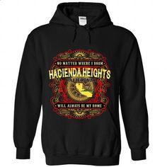 Hacienda Heights - shirt #tshirt men #tshirt redo