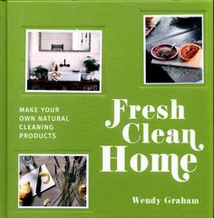 I have it on good authority that this is the very best book out there on natural cleaning ;) #naturalcleaning #greencleaning #zerowaste #plasticfree #affiliatelink