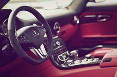Interior of Mercedes Benz SLR. Mercedes Benz Interior, Mercedez Benz, Luxury Life, Cars, Luxury Living, Autos, Car, Automobile, Trucks