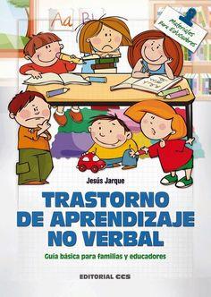 TANV  es  uno de los déficits que pasa más desapercibido: son niños que a nivel verbal   desarrollan unas habilidades que puedensorprende...
