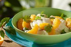Czy wiesz, jak smakuje pstrąg grillowany w papilotach w marynacie z pomarańczy? Wypróbuj nasz przepis z Kuchni Lidla!