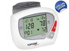 Tensiometru Topcom BPM 2000 Digital Alarm Clock, Cooking Timer