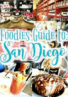 Food Guide to San Diego