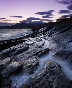 "500px / Photo ""Slippery Sundown"" by Stian Klo"