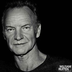 Facebook-foto van Sting door William Rutten. Van, Facebook, Portrait, Board, Photography, Pictures, Photograph, Headshot Photography, Fotografie