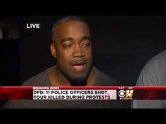 Interview with MARK HUGHES - MISTAKEN Dallas Sniper