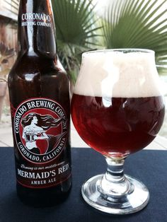 Coronado Brewing 'Mermaid's Red' Amber Ale