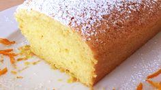 Plumcake Dukan Dukan Diet, Light Recipes, Kefir, Cornbread, Vanilla Cake, Yogurt, Low Carb, Healthy Recipes, Ethnic Recipes
