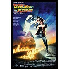 buyartforless Back to the Future Framed Wall Poster
