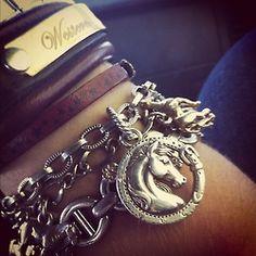 Horsey Bracelets