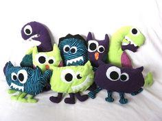 Monster Pillow Ideas