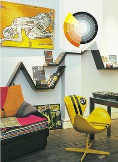 8 ideias de combinações de cores para decorar a casa - Casa