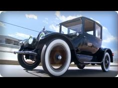 1918 Cadillac Type 57 Victoria Jay Lenos Garage American Muscle Cars Jay Garage
