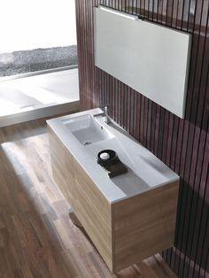 Collection Quadratus bathroom by Royo Group