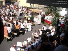 https://flic.kr/s/aHsiNyzBrr | Fronleichnam 2007 Boże Ciało | Katholische Pfarrgemeinde St. Johannes Ap. Frankfurt am Main - Unterliederbach Prozession am Donnerstag, 7. Juni 2007