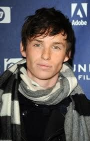 Eddie in Harry Potter's scarf :-)