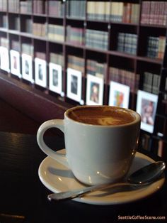 Seattle's Best Coffee Shops of 2012: The Top 20