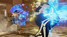 Street Fighter 5 News: Steam Launch Date Announced, No Keyboard Mapping Options Street Fighter 5, Ryu And Chun Li, Digital Backgrounds, Latest Games, Martial Artist, Fighting Games, Art File, Videogames, Illustration Art