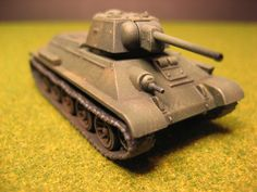 Flames of War, Russian T-34/76 tank I run two tank companies with 5 t-34/76's and upgraded t-34/85's