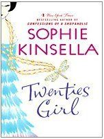 "I emphatically do not believe in ghosts and don't appreciate swearing, but I suspended that to enjoy ""Twenties Girl"" by Sophia Kinsella (Author of the popular Shopaholic Series). By doing so, I fell in love with this fun Romantic Comedy."