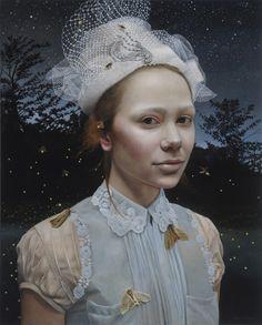 Nocturne ~ Andrea Kowch
