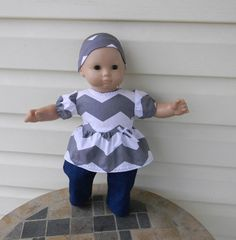 Doll Clothes for Bitty Baby or Bitty Twin by roseysdolltreasures, $11.00