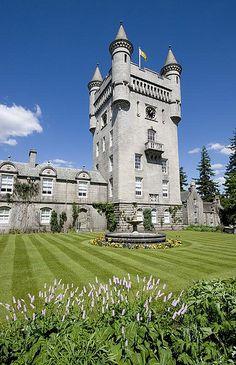 Castillo de Balmoral ~ Aberdeenshire, Escocia