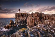 Neist Point by Alun Davies on 500px