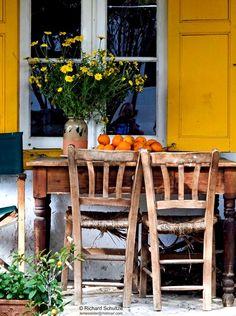 CYPRUS Picturesque Lofou Village Veranda   http://flic.kr/p/9wUUjH