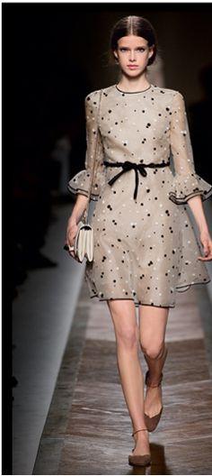 Valentino dress, SO pretty