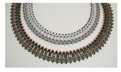"Free ""Pizzo Necklace"" Beading Pattern from Laura's Beads & Jewelry Boutique featured in recent Bead-Patterns.com Newsletter!"