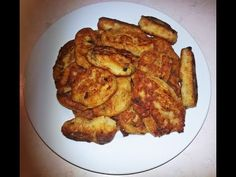 Potato Croquettes, French Toast, Appetizers, Potatoes, Breakfast, Youtube, Recipes, Food, Morning Coffee