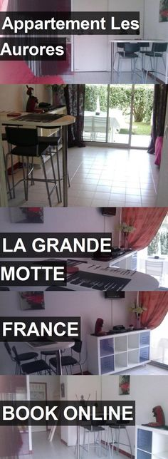 Hotel Appartement Les Aurores in La Grande Motte, France. For more information, photos, reviews and best prices please follow the link. #France #LaGrandeMotte #travel #vacation #hotel