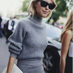 New fashion street style women 54 Ideas Plaid Fashion, Winter Fashion, Fashion Outfits, Fashion Tips, Style Fashion, Fashion Trends, Travel Fashion, Grey Fashion, Fashion Clothes