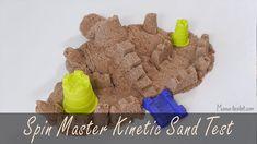 kinetic sand test, spin master kinetic sand test, kinetic sand spin master test Kinetic Sand, Spinning, Chocolate, Baby, Indoor, Hand Spinning, Schokolade, Newborn Babies, Infant