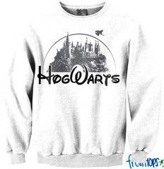 Hogwarts Crewneck Sweatshirt | Harry Potter Sweatshirt