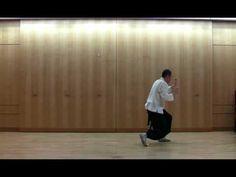 Korean martial arts SOOBYOK 수벽치기-발질型