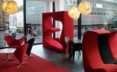 Nice restaurant / work place