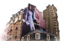 Burberry | Parisian Stories by Inge Barona