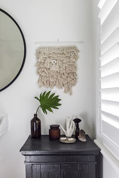 Laine Toia - Bespoke Weavings are hand made wall hangings made in New Zealand using traditional methods influenced by my Maori her Bespoke, Weaving, Tapestry, Traditional, Wall, Handmade, Photography, Home Decor, Maori
