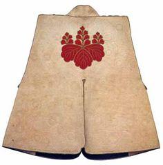 華文刺縫陣羽織
