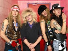 To celebrate the premiere of Rock of Ages, look back at your favorite hair band members and see what they're up to these days! G'n'R, Poison, Ratt, Motley Crue, LA Guns, Twisted Sister...What are these guys doing right now?