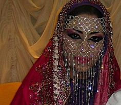 "oman women veils | ... Princess: The ""Burqa"" as seen in Oman: the veil of the Bedu Woman"